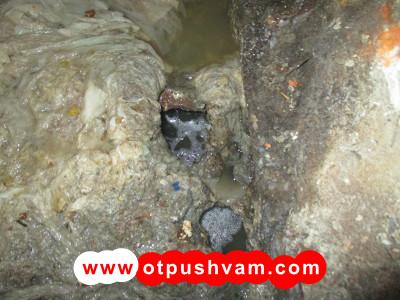 отвор на канализационна тръба